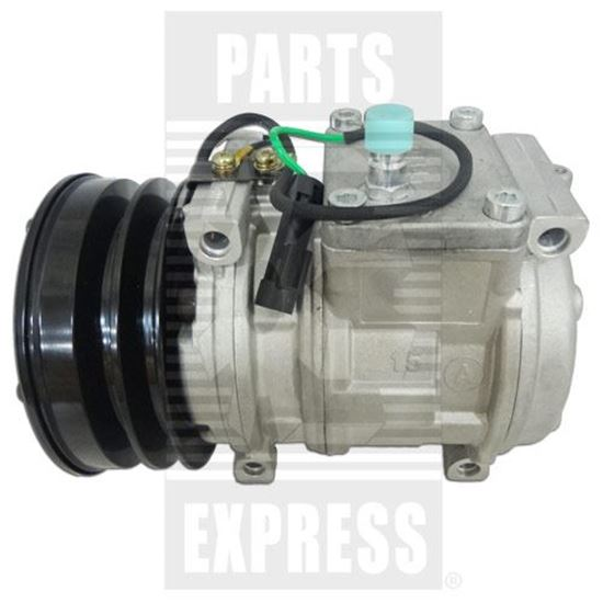 John Deere Tractor Air Conditioners : Air conditioner compressor to fit john deere new
