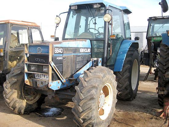 Picture of Ford/New Holland® Tractor 6640