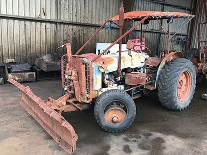 Picture of Ford/New Holland® Tractor FORDSON MAJOR