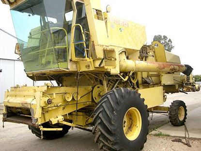 Ford/New Holland 8060 Salvage   Neil's Parts Australia