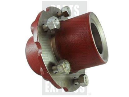 International/CaseIH 574 Tractor Front Axle, Two and Four Wheel