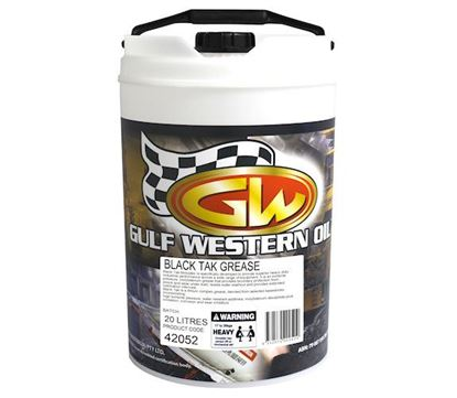 Picture of Black Tak M - Plex Moly Grease To Fit Gulf Western® - OIL