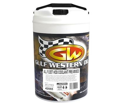Picture of All Fleet HDD Coolant, Pre-Mixed Ready-To-Use To Fit Gulf Western® - OIL