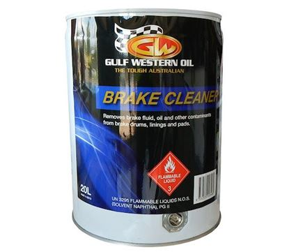 Picture of Brake Cleaner To Fit Gulf Western® - OIL