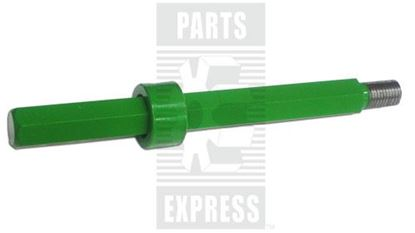 Picture of Shaft, Return/Tailings, Upper & Lower To Fit John Deere® - NEW (Aftermarket)