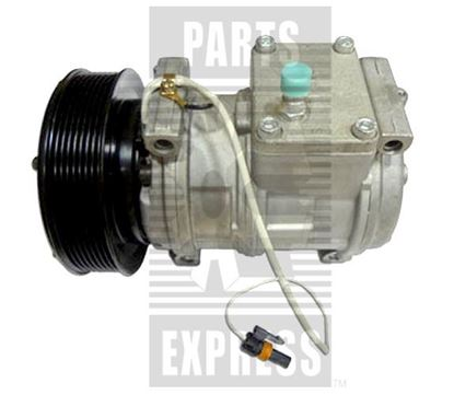 Air Conditioner Compressor To Fit John Deere New Aftermarket