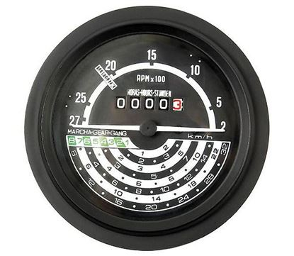 Picture of Gauge, Hour Meter To Fit John Deere® - NEW (Aftermarket)
