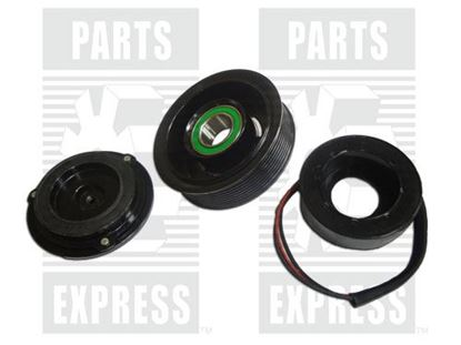 Picture of Air Conditioner, Compressor, Clutch To Fit John Deere® - NEW (Aftermarket)
