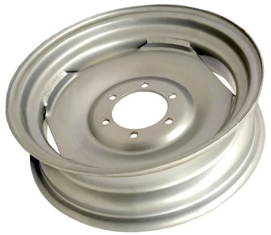 Picture of Wheel, Front To Fit Miscellaneous® - NEW (Aftermarket)