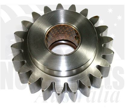 Picture of Header, Drum Drive, Drive Gear, Lower To Fit John Deere® - NEW (Aftermarket)
