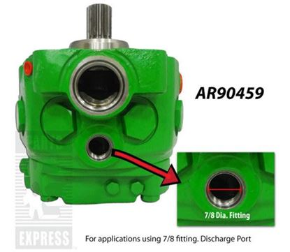 Picture of Pump, Hydraulic, Assembly To Fit John Deere® - NEW (Aftermarket)