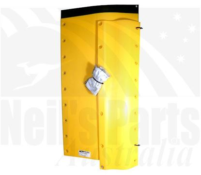Picture of Door, Poly Pressure Door Kit To Fit John Deere® - NEW (Aftermarket)