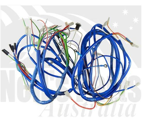 wiring harness, main to fit ford/new holland® - new (aftermarket) | neil's  parts australia  neil's parts australia