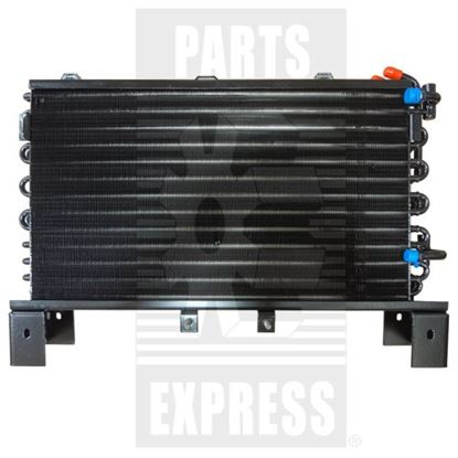 Picture of A/C Condenser, Fuel Cooler, Oil Cooler To Fit John Deere® - NEW (Aftermarket)