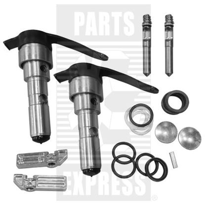 Picture of Valve, Coupler, Conversion Kit To Fit John Deere® - NEW (Aftermarket)
