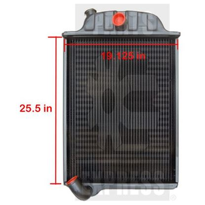 Picture of Radiator To Fit John Deere® - NEW (Aftermarket)