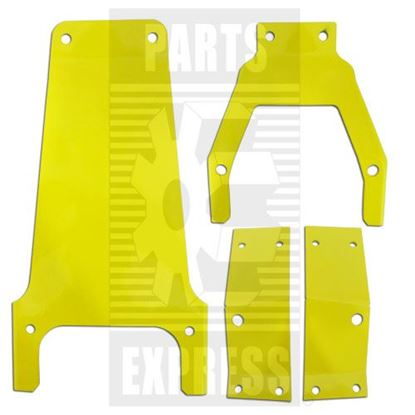 Picture of Seat, Cushion, Brackets To Fit John Deere® - NEW (Aftermarket)