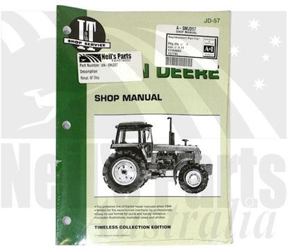 Picture of Manual, I&T Shop To Fit John Deere® - NEW (Aftermarket)
