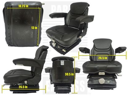 Picture of Seat, Assembly, Kit To Fit Miscellaneous® - NEW (Aftermarket)