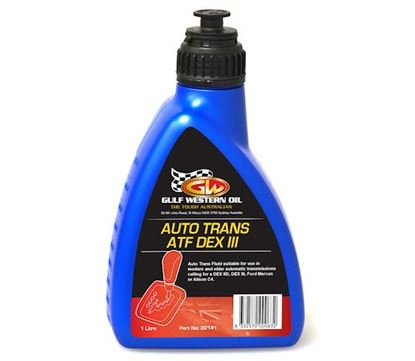 Picture of Autotrans, SAE 10 To Fit Gulf Western® - OIL