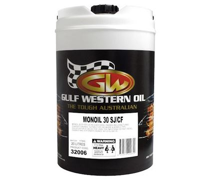 Picture of Monoil, SAE 30 To Fit Gulf Western® - OIL