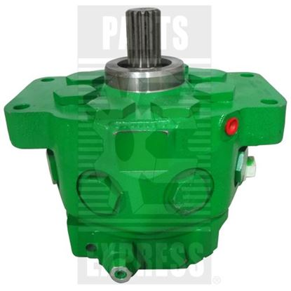John Deere 8650 Tractor PTO and Hydraulics | Neil's Parts