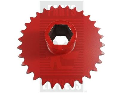 Picture of Feeder House, Sprocket, Reverser Drive To Fit International/CaseIH® - NEW (Aftermarket)