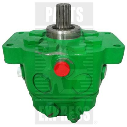 Picture of Hydraulic Pump To Fit John Deere® - NEW (Aftermarket)