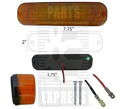 Picture of LED Cab Roof Warning Light To Fit Miscellaneous® - NEW (Aftermarket)