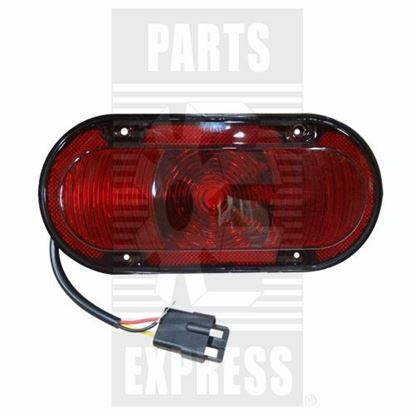 Picture of LED Cab Tail Light To Fit Miscellaneous® - NEW (Aftermarket)
