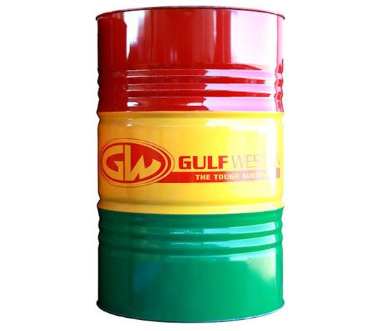 Super Blue Grease Lithium Complex To Fit Gulf Western® - OIL