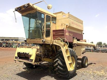 Picture of Ford/New Holland® Header TR70
