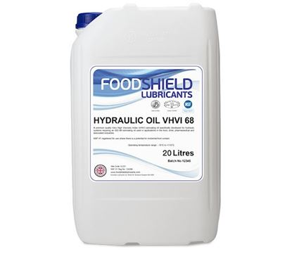Picture of Foodshield Hydraulic VHVI 68 To Fit Gulf Western® - OIL
