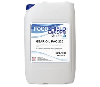 Picture of Foodshield PAO Chain & Gear 220 To Fit Gulf Western® - OIL