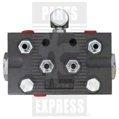 Picture of Steering Valve Brick To Fit John Deere® - NEW (Aftermarket)