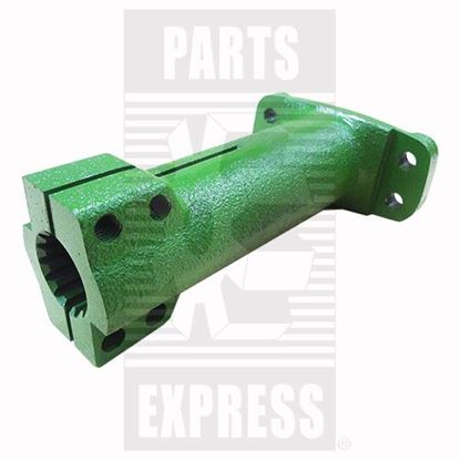 Picture of Pump, Hydraulic, Shaft To Fit John Deere® - NEW (Aftermarket)