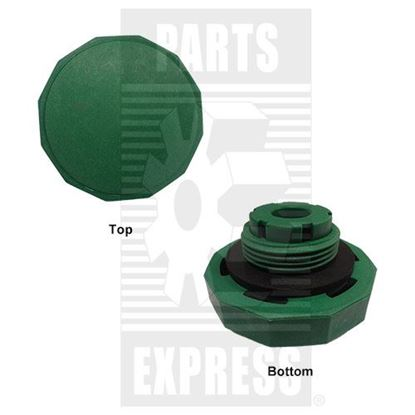 Picture of Filler Cap To Fit John Deere® - NEW (Aftermarket)