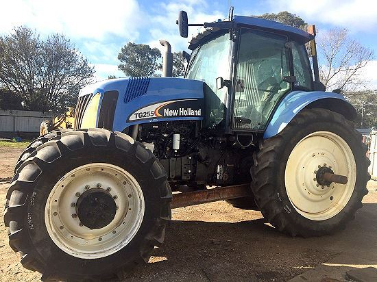 Picture of Ford/New Holland® Tractor TG255