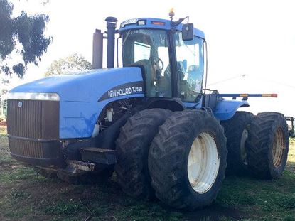 Picture of Ford/New Holland® Tractor TJ450