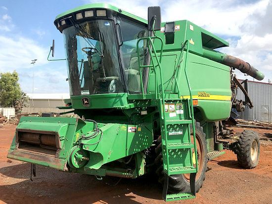 Picture of JD9650 STS To Fit John Deere®