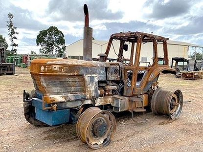 Picture of Ford/New Holland® Tractor TW35
